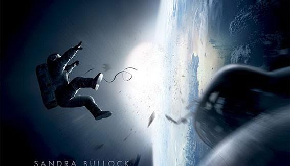 Αυτή την εβδομάδα στον Δημοτικό Κινηματογράφο προβάλλεται η ταινία επιστημονικής φαντασίας:  «GRAVITY»