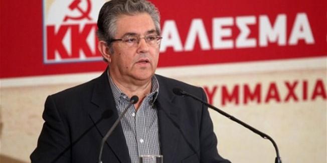Δ.ΚΟΥΤΣΟΥΜΠΑΣ: Οι ψήφοι στο ΚΚΕ θα κατατεθούν στην ανασύνταξη του κινήματος, για τη Λαϊκή Συμμαχία