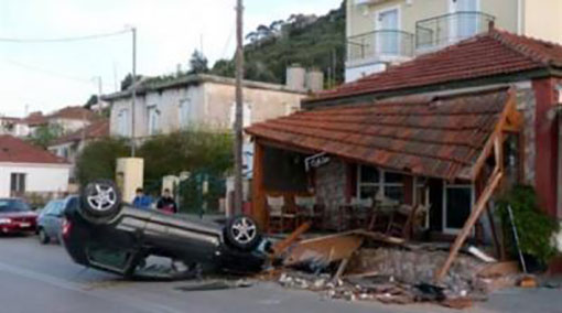 Το ημερολόγιο ενός οφειλέτη σεισμόπληκτου: Χρήμα είναι και η Αγάπη. Από το ithacanet.gr