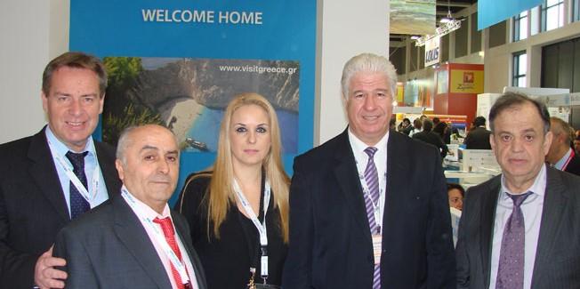 Συμμετοχή της Περιφέρειας Ιονίων Νήσων στη Διεθνή Έκθεση Τουρισμού ITB Berlin.