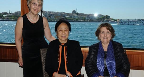 Πραγματοποιήθηκε στην Κωνσταντινούπολη το παγκόσμιο Συνέδριο Γυναικών Πρυτάνεων.
