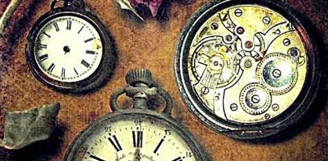 Κάποιων τα ρολόγια έχουν σταματήσει  να λειτουργούν.