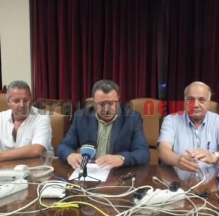Εντολή για εφαρμογή του προγράμματος  της Θεσσαλονίκης