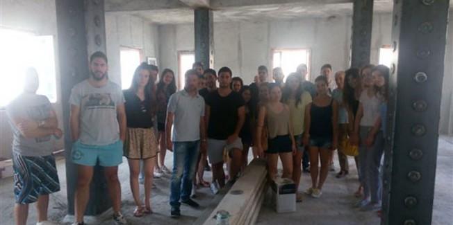 Επίσκεψη φοιτητών Πανεπιστημίου  Πατρών στην Κεφαλονιά!