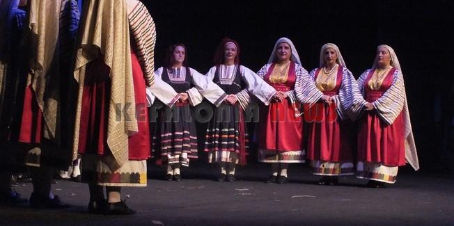 Αποκριάτικος χορός του Λύκειου Ελληνίδων.