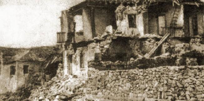 1867 – 2017 – 150 Χρόνια από τη μεγάλη καταστροφή της Παλικής.