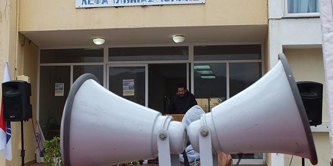 Παρέμβαση στη διοίκηση του καταστήματος του ΟΤΕ στο Αργοστόλι