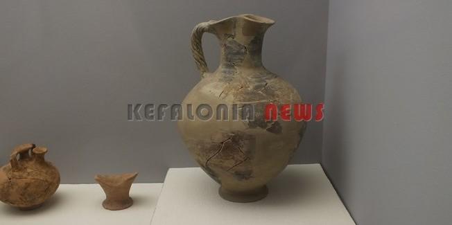 Εκδήλωση για το έργο της Εφορείας Αρχαιοτήτων.