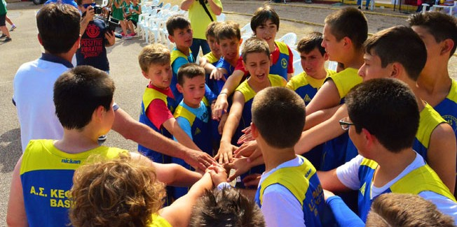 ΑΣΚ: Την Κυριακή 11 Ιουνίου το 16ο τουρνουά «Γ. & Μ. Βεργωτή» στα Κουρκουμελάτα