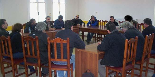 Συνεδριάζει το Δημ. Συμβούλιο στην Ιθάκη.