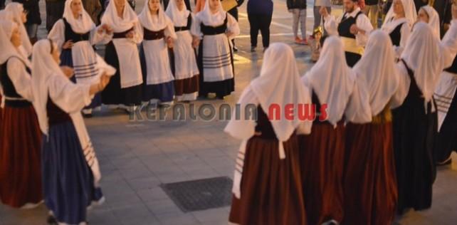 """Το Χορευτικό  του Πολιτιστικού  Συλλόγου Αγίας Ευφημίας """"Το Φανάρι"""""""