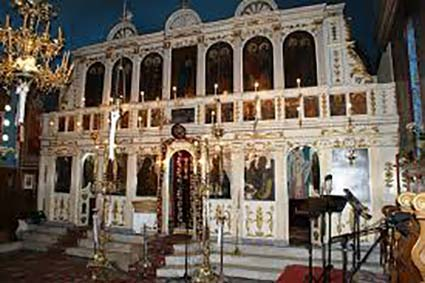 Το Ληξούρι γιορτάζει τον Πολιούχο του