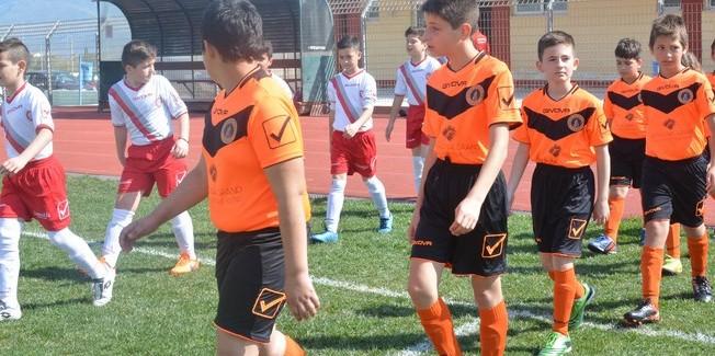 5-0 οι Προπαίδες του Παλληξουριακού,  τον Εύγερο