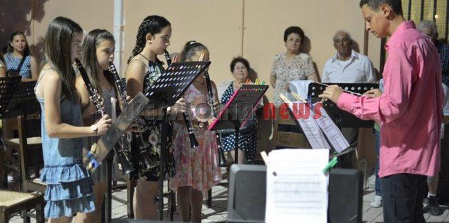 Γιορτή για τα παιδιά η χτεσινή στο  Ληξούρι