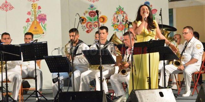 Συναυλία της μπάντας του Πολεμικού  Ναυτικού στο Ληξούρι