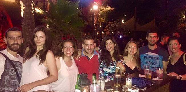 Στο Βeach Party της Αδελφότητας Κεφαλλήνων & Ιθακησίων Πειραιά