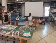 Γιορτή λήξης των καλοκαιρινών εκδηλώσεων της Κοργιαλένειου Βιβλιοθήκης