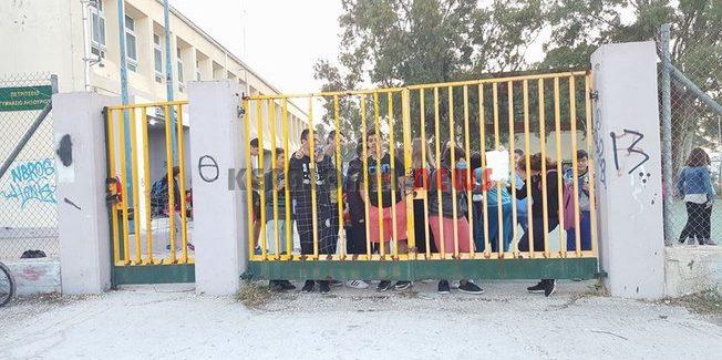 Κατάληψη στα σχολεία στο Ληξούρι.