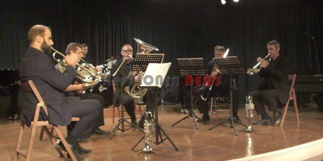 Συναυλία από την Κρατική Ορχήστρα  Αθηνών.