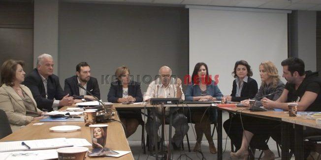 Σύνοδος Αντιπεριφερειαρχών για τον Τουρισμό στην Κεφαλονιά.