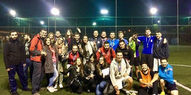 1ο Τουρνουά Ποδοσφαίρου Αδελφότητας!