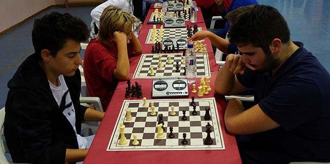 20ο Ανοιχτό Πρωτάθλημα  Σκάκι.