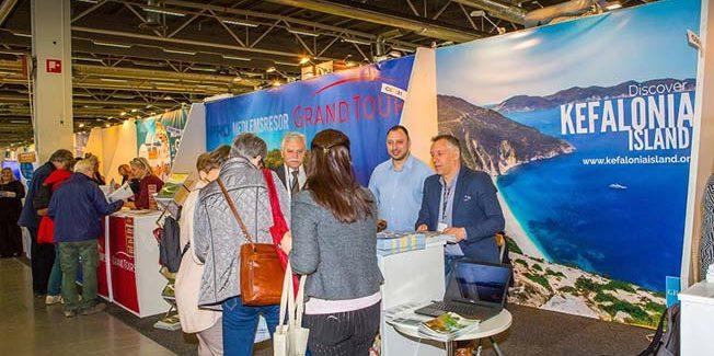 Συμμετοχή του Δήμου Κεφαλονιάς στη Διεθνή Έκθεση Τουρισμού στη Σουηδία