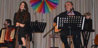 Μιά υπέροχη μουσική βραδιά  με τον  Μπάμπη Τσέρτο.