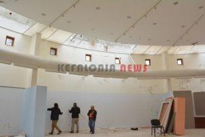 Πραγματοποιήθηκε ακόμα μια αυτοψία στον χώρο του Μουσείου Ληξουρίου