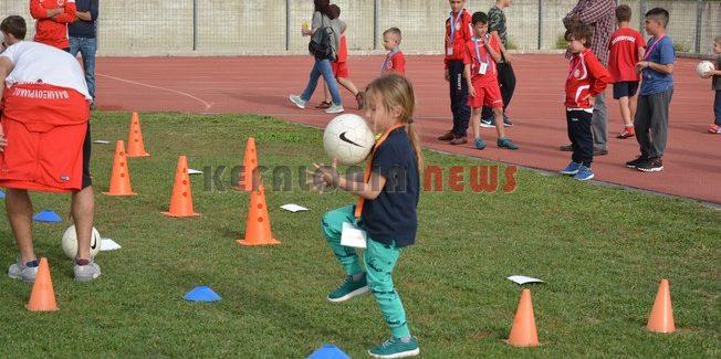 Ο ΟΠΑΠ συνεχίζει να στηρίζει τις Ακαδημίες ποδοσφαίρου