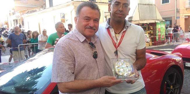 Η καρδιά της Κέρκυρας «χτύπησε» στους παλμούς της Ferrari