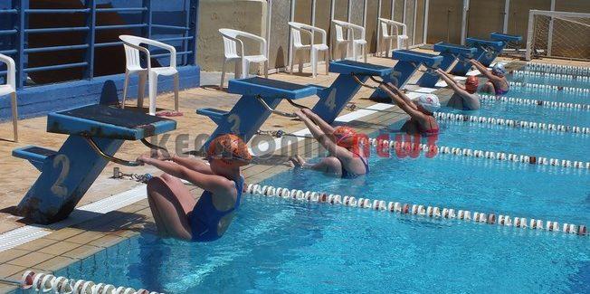 1η Διασσυλογική Ημερίδα Κολύμβησης