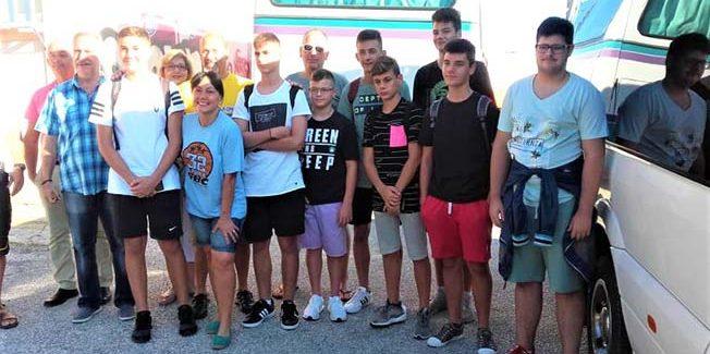 Στο SBC Basketball Camp του Θόδωρου Ροδόπουλου η αποστολή του ΑΣΚ