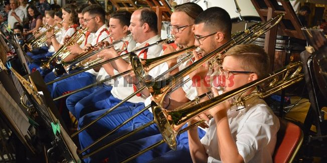 Συναυλία της Φιλαρμονικής Σχολής Ληξουρίου.