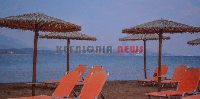 Ιούλιος: Ιόνια νησιά με 10% (3 εκατομμύρια τουρίστες).