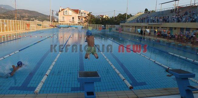 Οι καλοκαιρινοί κολυμβητικοί αγώνες του ΝΟΚΙ.