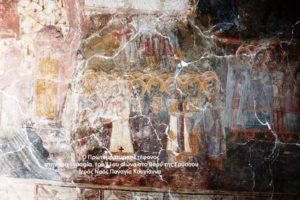 Γιορτάζει ο ιερός ναός του Αγίου Στεφάνου στο Βαρύ της Ερύσσου
