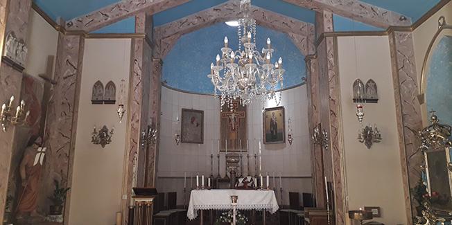 Η Καθολική Ενορία εορτάζει τον Πολιούχο της Άγιο Νικόλαο