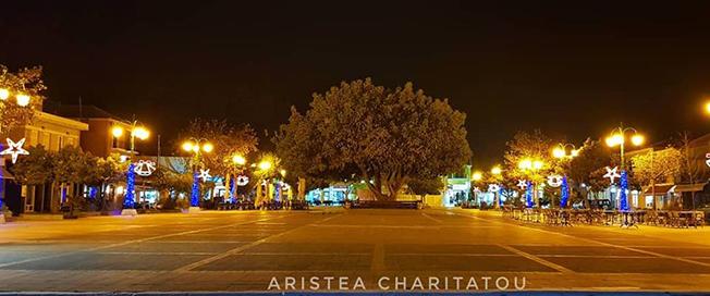 Ανάβει το Χριστουγεννιάτικο δέντρο στο Ληξούρι στις 15/12.
