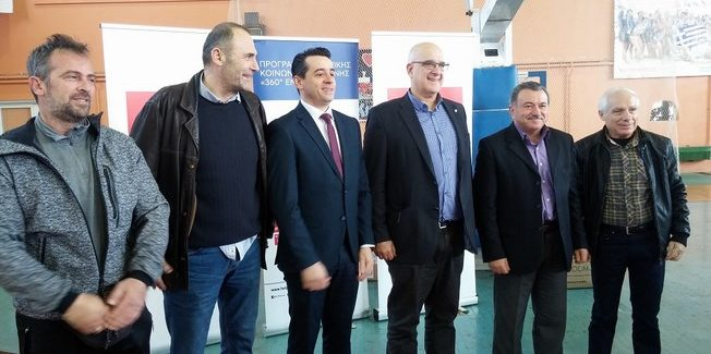 9.000 λίτρα πετρέλαιο στο Κλειστό Γυμναστήριο Κέρκυρας και αθλητικό υλικό, στις Ακαδημίες Μπάσκετ