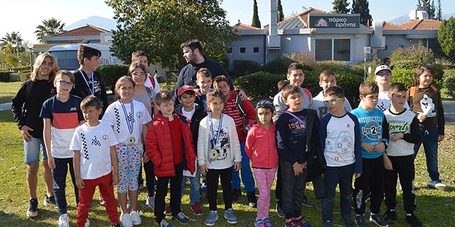 Σχολικό Περιφερειακό Πρωτάθλημα σκάκι στην Πάτρα