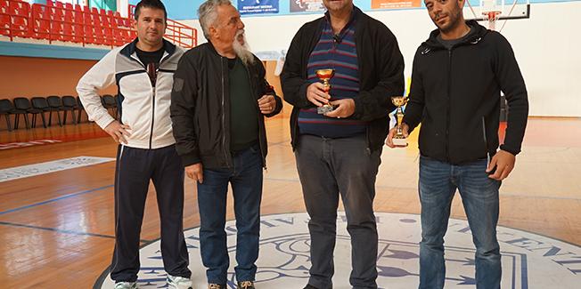 Επίσκεψη του Grandmaster Άγ. Παπαδάτου στο Ληξούρι