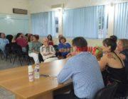 Η Πρέσβειρα της Κούβας μίλησε για τις εξελίξεις στη χώρα της στο ΕΚΚΙ.