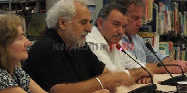 Εκδήλωση προς τιμή δυο μεγάλων Κεφαλλήνων που βοήθησαν την Κεφαλονιά.