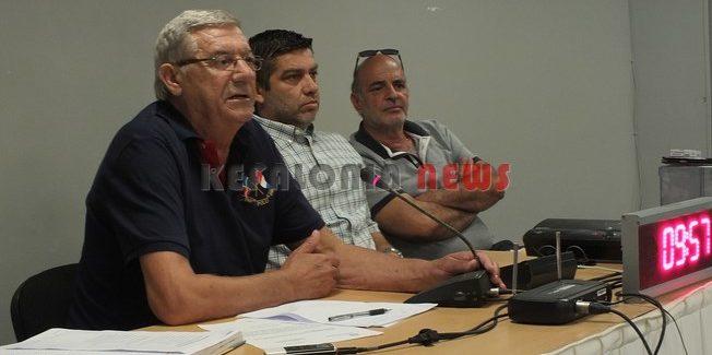 Το νέο Δημοτικό Συμβούλιο έχει πρόεδρο τον Νίκο Βαλλιανάτο.
