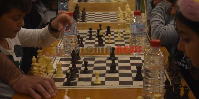 Σήμερα ο τελικός του 22ου Ατομικού πρωταθλήματος Σκάκι «Κεφαλονιά 2019» .