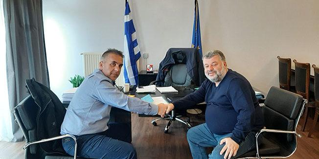 Υπογράφτηκε Σύμβαση Διαδημοτικής Συνεργασίας μεταξύ  Αργοστολίου και Ιθάκης