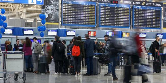 Εκατοντάδες απολύσεις στο αεροδρόμιο «Ελευθέριος Βενιζέλος».