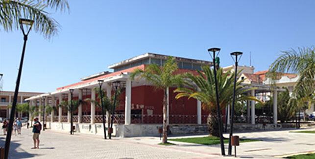 Οι τοπογραφικές εργασίες για το νέο Μουσείο συνεχίζονται….