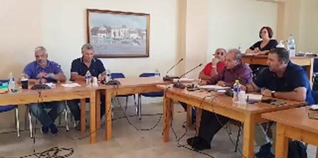 Συνεδρίαση Δημοτικού Συμβουλίου Ληξουρίου (Video)